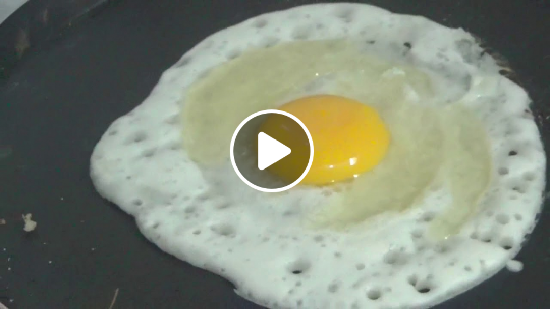 Another Type of Egg Dosai Recipe and Translate Tamil.